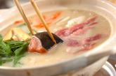 酒粕鍋の作り方2