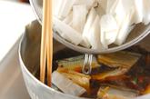 サンマのショウガ煮の作り方3