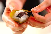 かんたん桜餅の作り方3