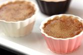 チョコレートブリュレの作り方5