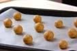 ピーナッツクッキーの作り方3