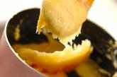 イチゴシュークリームの作り方2