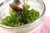 菜の花とタラコの混ぜご飯の作り方2