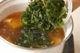 ツナ豆腐のスープの作り方2