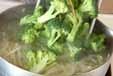 サワラの白ワイン蒸しの作り方2