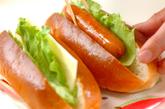 サルサチーズドッグの作り方3