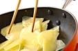 ポテトのマスタード炒めの作り方1