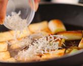 ピリ辛豆腐煮の作り方2