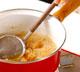 鶏の唐揚げ卵とじの作り方2