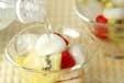 さっぱり白玉フルーツの作り方3