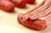 シシカバブと焼き野菜の菜包みの作り方1