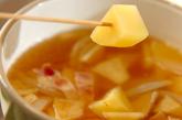 ポテトアップルスープの作り方2
