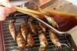 シシャモの南蛮漬けの作り方2