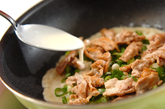 ネギ豚焼きの作り方2