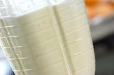 ココナッツマンゴージュースの作り方1
