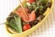 スモークサーモンサラダの作り方1