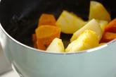 具だくさんのポテトサラダの作り方2