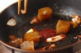 コンニャクのピリ辛炒めの作り方3