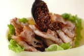 豚肉のハニーマスタードソースの作り方2