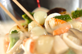 シーフードマリネ・白バルサミコ風味の作り方9