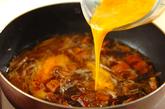 アナゴとミョウガの丼の作り方2