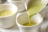抹茶プリンの作り方6