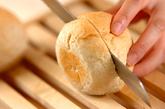 キノコたっぷり、ヘルシーハンバーガーの作り方6