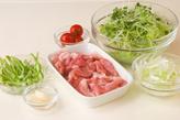 豚肉のママレード炒めの作り方1