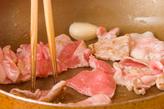 豚肉のママレード炒めの作り方2