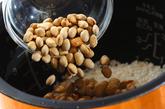 豆ヒジキご飯の作り方2