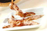豚のネギ焼きの作り方1