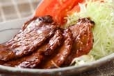 豚肉のショウガ焼き