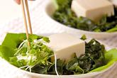 ツナドレッシングサラダの作り方1