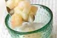 白桃とヨーグルトの作り方1