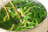 ほうれん草のおかかマヨの作り方2