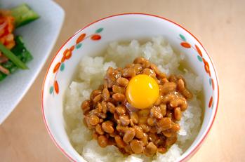 おろし納豆