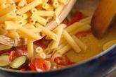 ココナッツスパゲティの作り方4