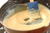 タラコのエバミルクパスタの作り方2
