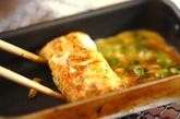 ネギジャコ卵焼きの作り方2