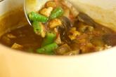 たっぷり夏野菜カレーの作り方5