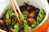 ヒジキとコンニャクの煮物の作り方3