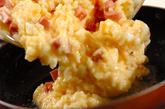 ご飯入りオムレツの作り方2