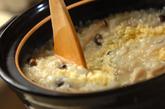 かんたん水炊き+リゾット風雑炊の作り方2