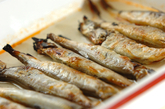 シシャモのピリ辛甘酢漬けの作り方2