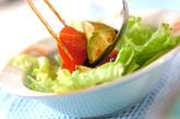 レタスのシナモンサラダの作り方2