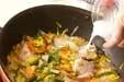 豚肉の菊花炒めの作り方4