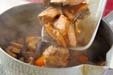 鮭の煮物の作り方3