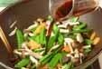 イカのオイスター炒めの作り方3