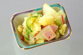 カレーポテトサラダ