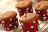 クッキー&クリーム de NYカップケーキの作り方3